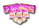 dotto fancy mix flavoured marshmallow biscuit